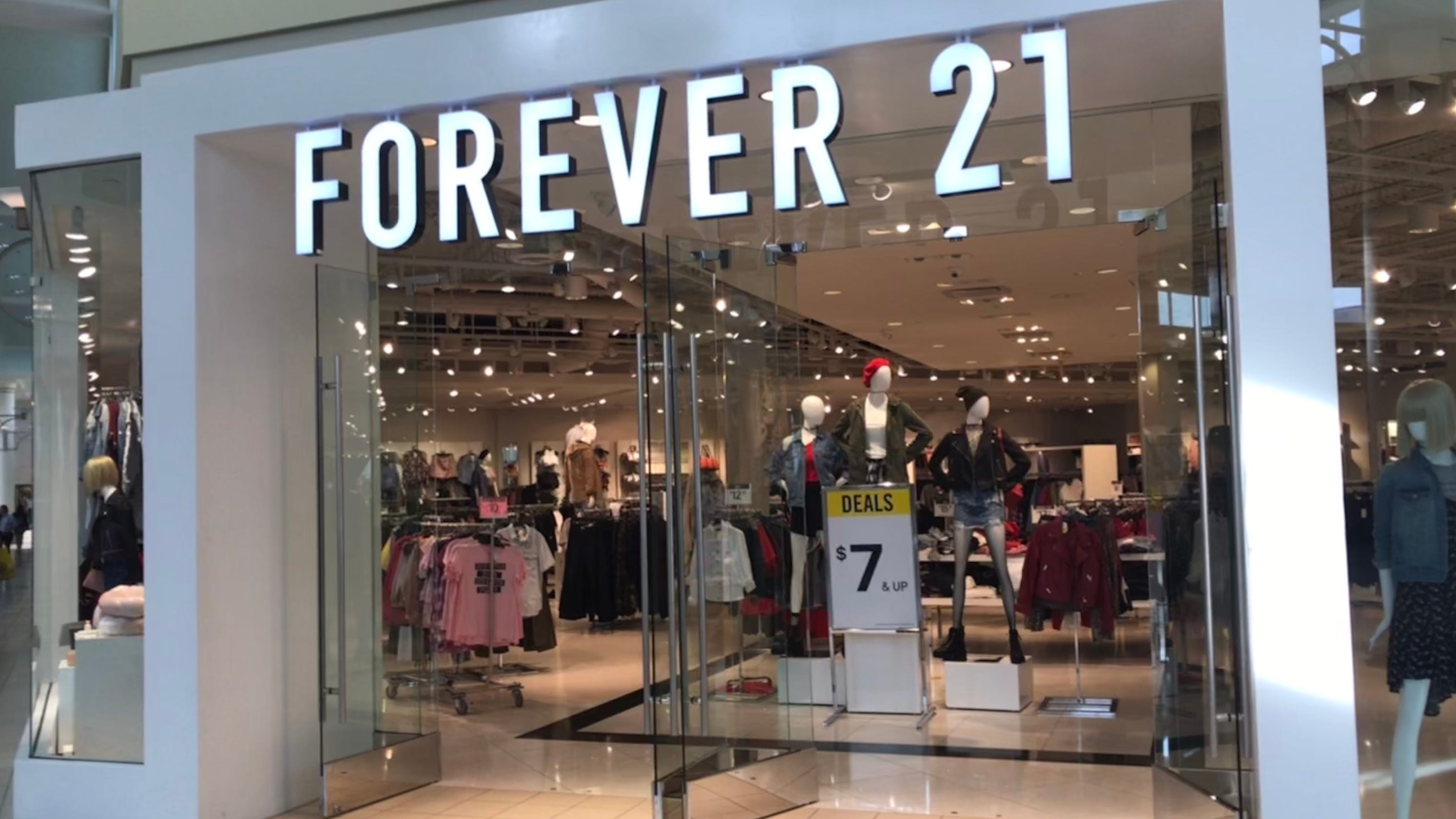 forever 21 | Adler Law Firm PLLC